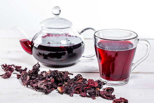 Try Hibiscus tea for boosting immunity