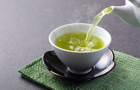 Ceylon Green Tea for dental health