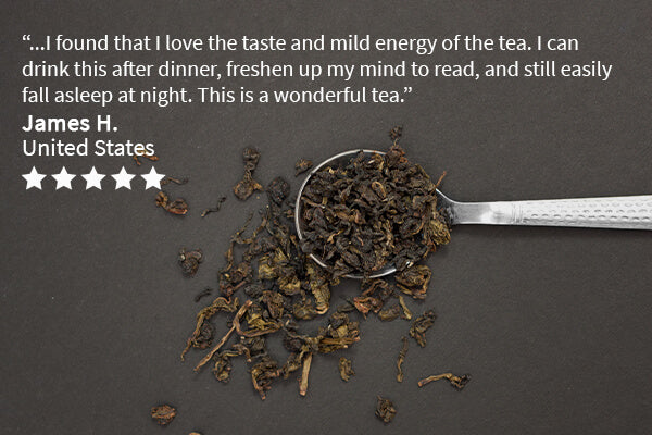 Sale on teakruthi Ceylon Oolong Green tea