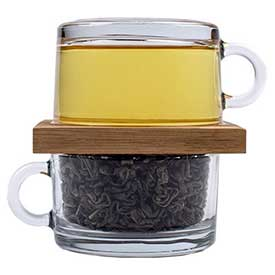 Buy Loose Leaf Green & Oolong Tea at teakruthi | US$10 off 1st order | Pure Ceylon Tea