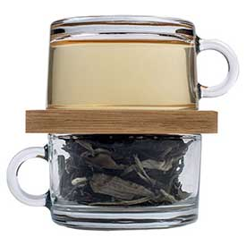 Buy Loose Leaf White Tea at teakruthi | US$10 off 1st order | Pure Ceylon Tea