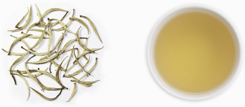 Calming and energizing effectgs of Ceylon White Tea
