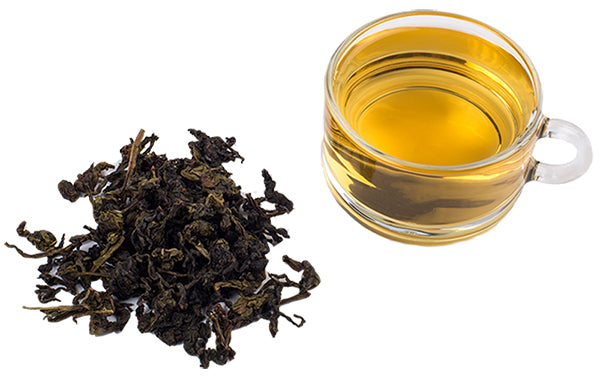 teakruthi's Oolong Tea