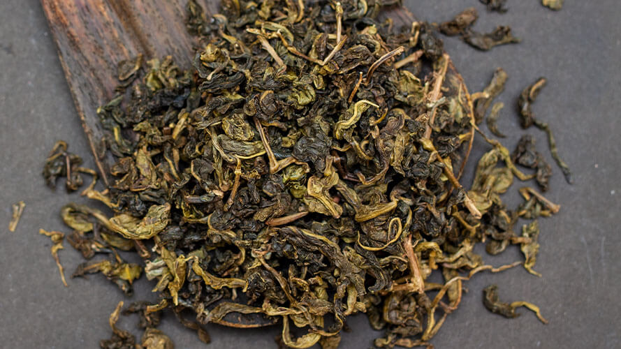 Buy all natural Ceylon Oolong tea online at teakruthi