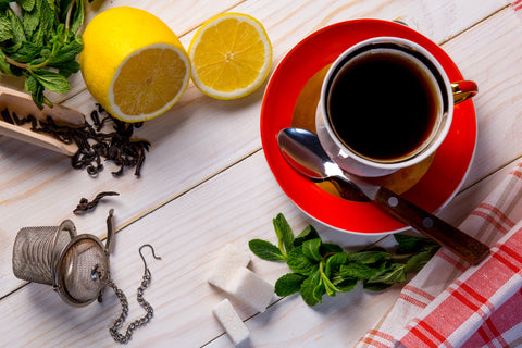 Lemon tea recipes you always wanted to know