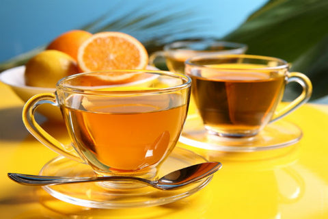Benefits of lemon honey tea