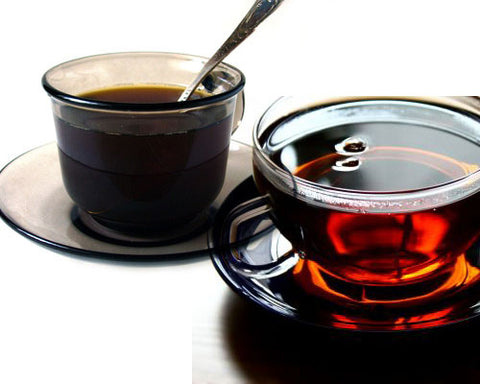 Black tea or black coffee?