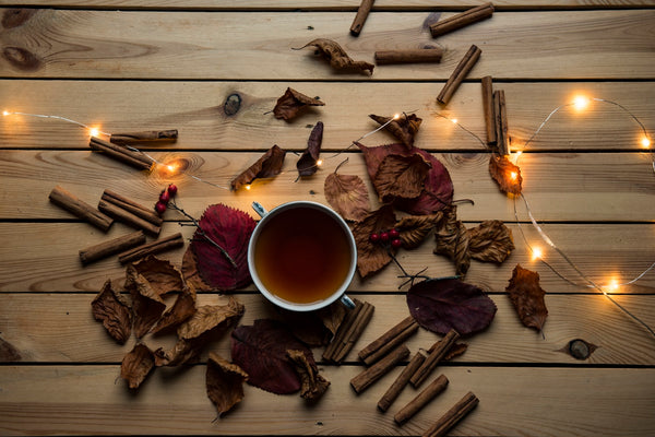 Try Cinnamon tea for a sore throat