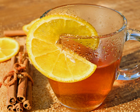 CINNAMON CLOVE LEMON TEA