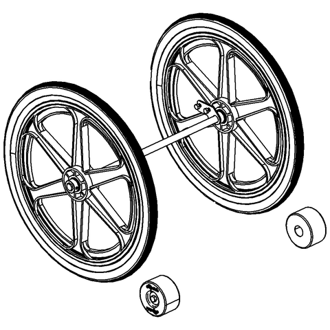 Wheel And Axle Parts