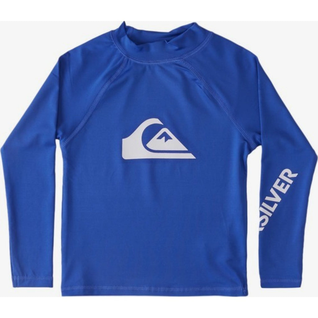 Boy's 2-7 All Time Long Sleeve UPF 50 Rash Vest