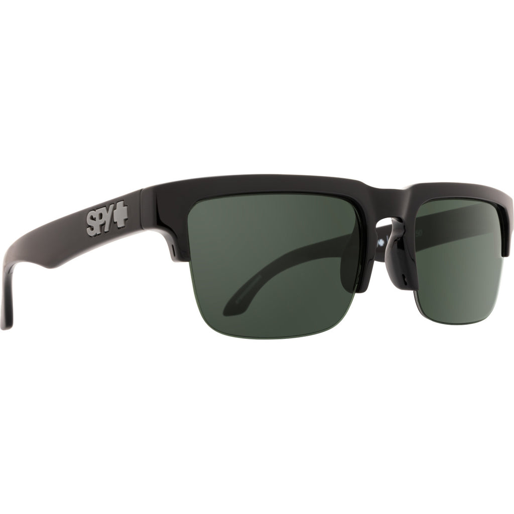 Helm 5050 Black - HD Plus Gray Green