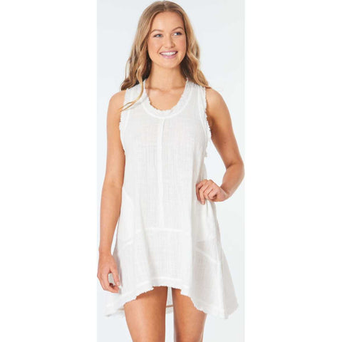 Flirty Day Romper