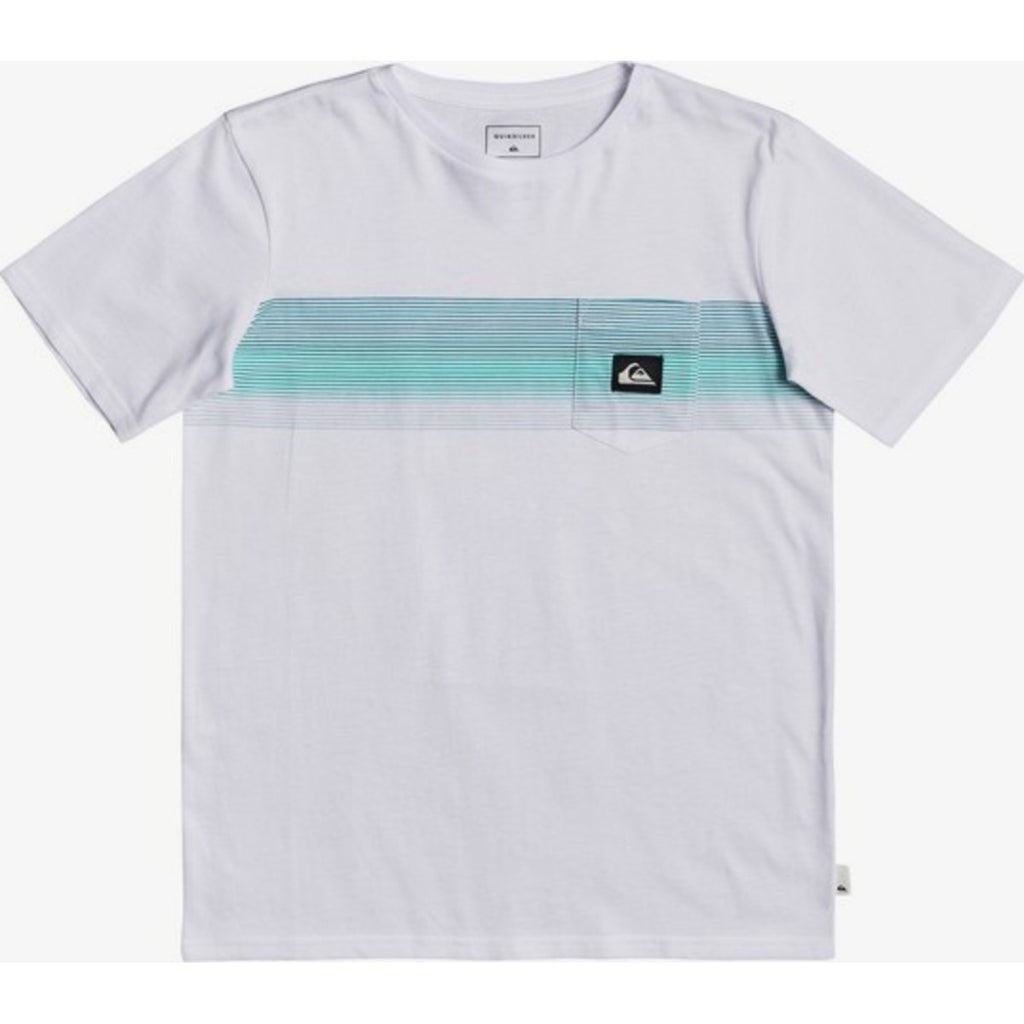 Boys 8-16 Grass Roots Pocket Tee