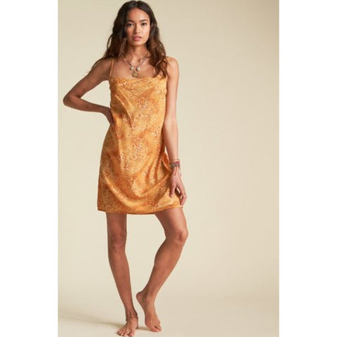 WOMENS SUNKISSED DRESS