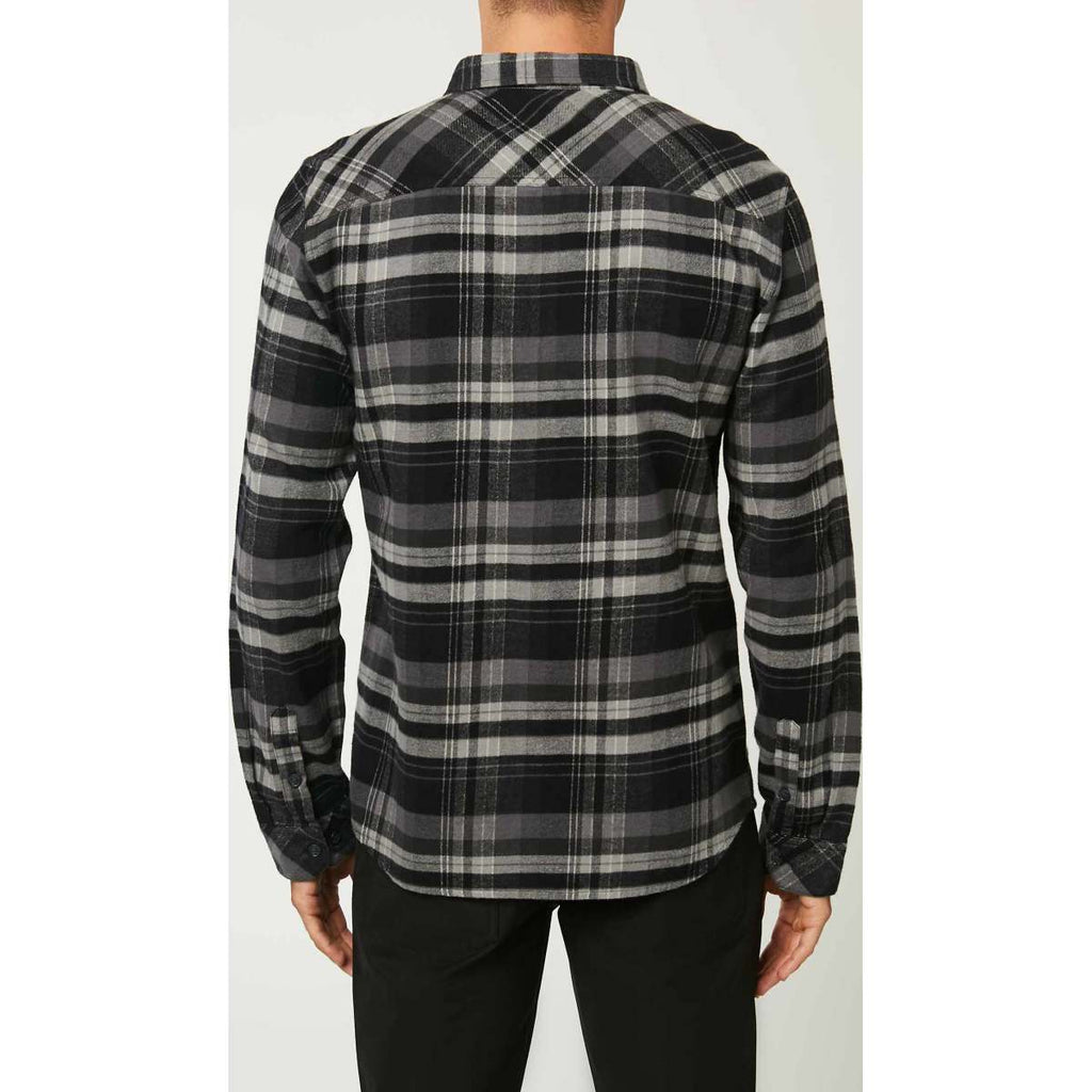 LONG SLEEVE REDMOND FLANNEL