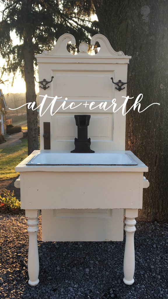Potting Bench/Planter