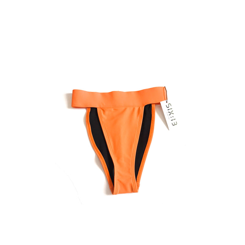 Zoe Bottom: Bt. Orange