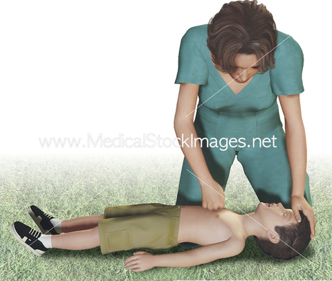 Child Compression Procedure