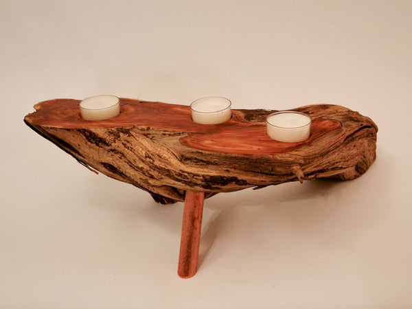Juniper Tealight Holder
