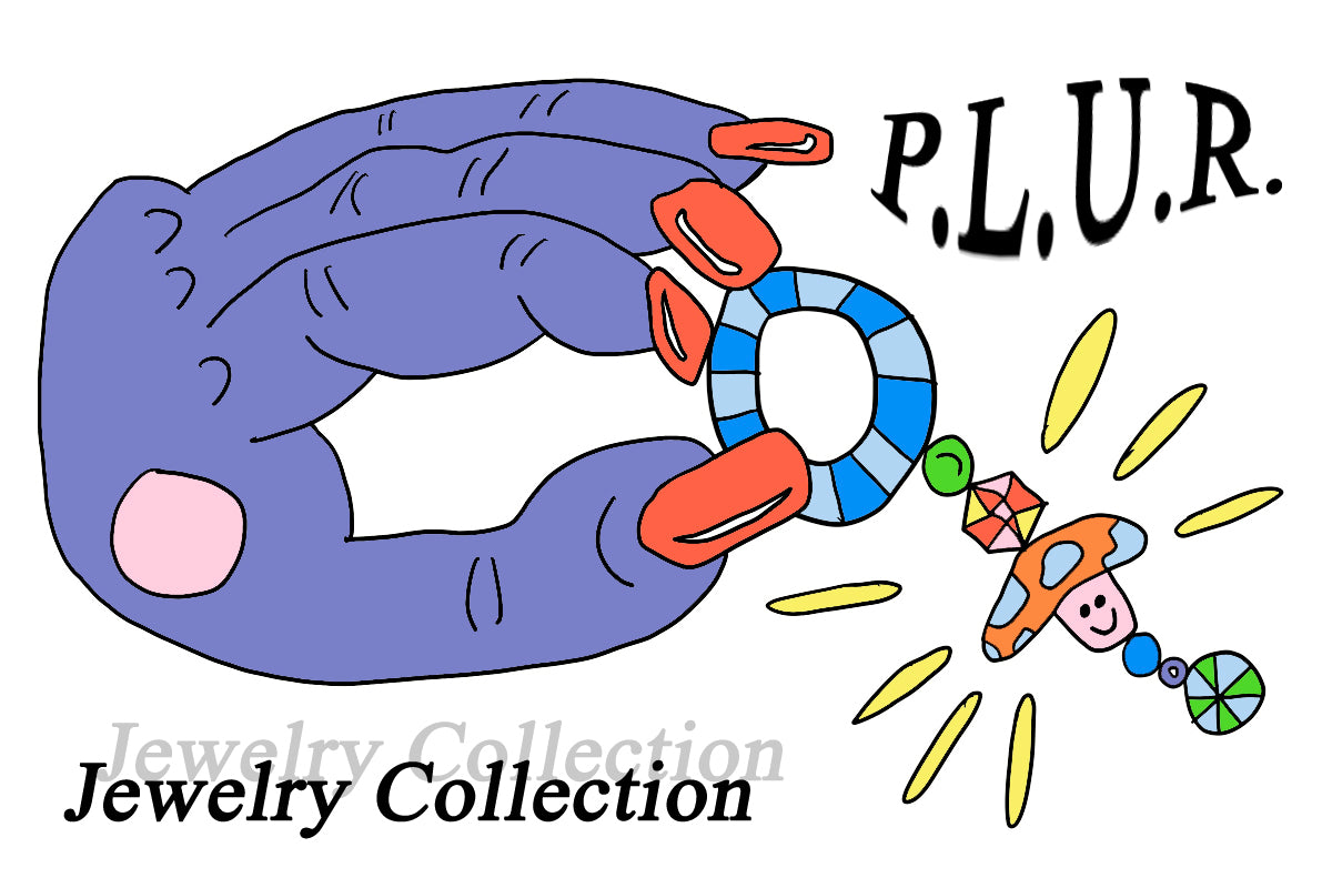 P.L.U.R. JEWELRY COLLECTION