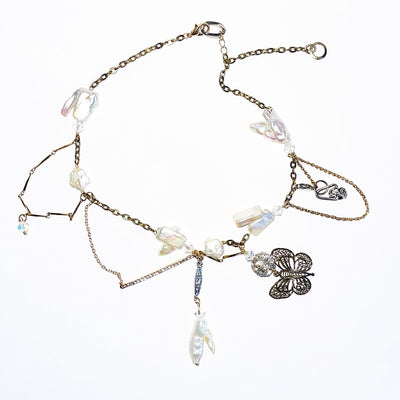 TRASHÉ DELICATE FAIRY PERSON CHOKER | DROP 2