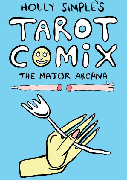 *NEW* TAROT COMIX - MAJOR ARCANA