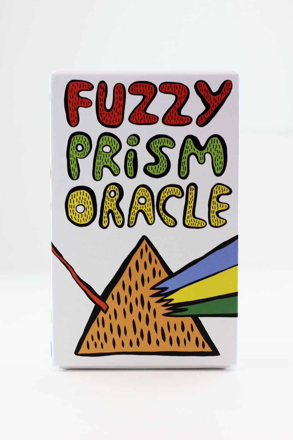 Fuzzy Prism Oracle Deck v2.0