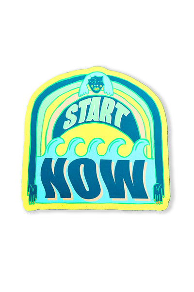 START NOW! MAGNET