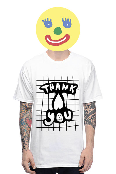 THANK 🖤 YOU GRAPHIC TEE