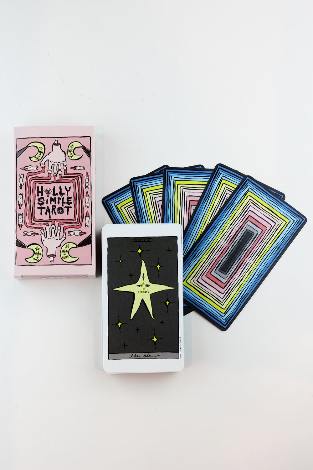 PREORDER V2! Holly Simple Tarot | 5 Year Anniversary Deck