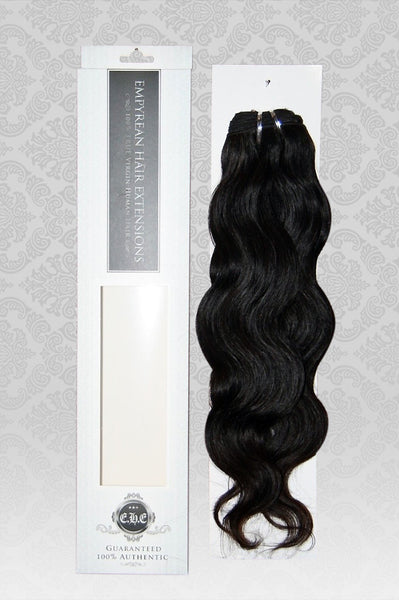 100% RAW Unprocessed Brazilian Wavy Virgin Remy Human Hair Extensions