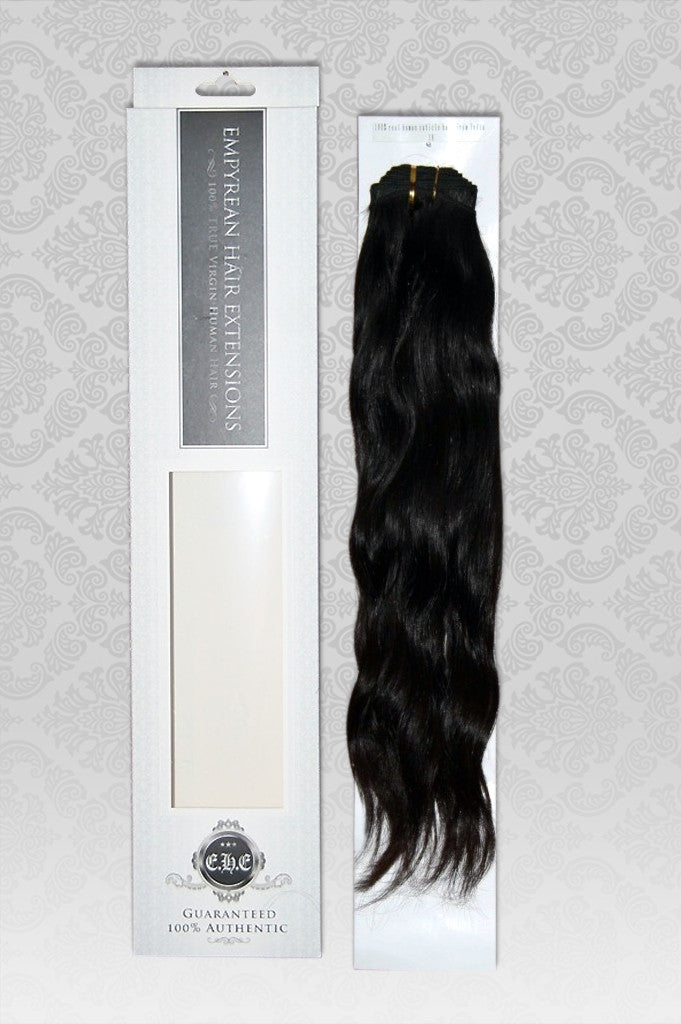100 Raw Unprocessed Indian Natural Wave Virgin Remy Human Hair