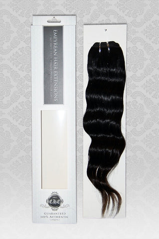 100% RAW Unprocessed Malaysian Wavy Virgin Remy Human Hair Extensions