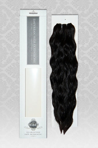 100% RAW Unprocessed Mongolian Natural Wave Virgin Remy Human Hair Extensions