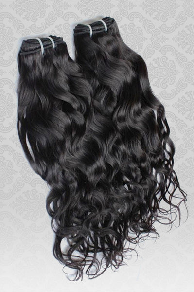 100% RAW Unprocessed Russian Wavy Virgin Remy Human Hair Extensions