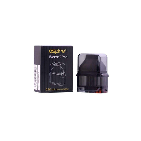 Aspire Breeze 2 - Replacement Pod - 1 Pack