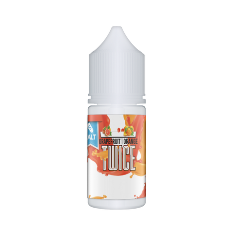 Twice Salt - Grapefruit Orange 30ml