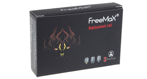 Freemax Fireluke Mesh Pro Replacement Coils - 3 Pack