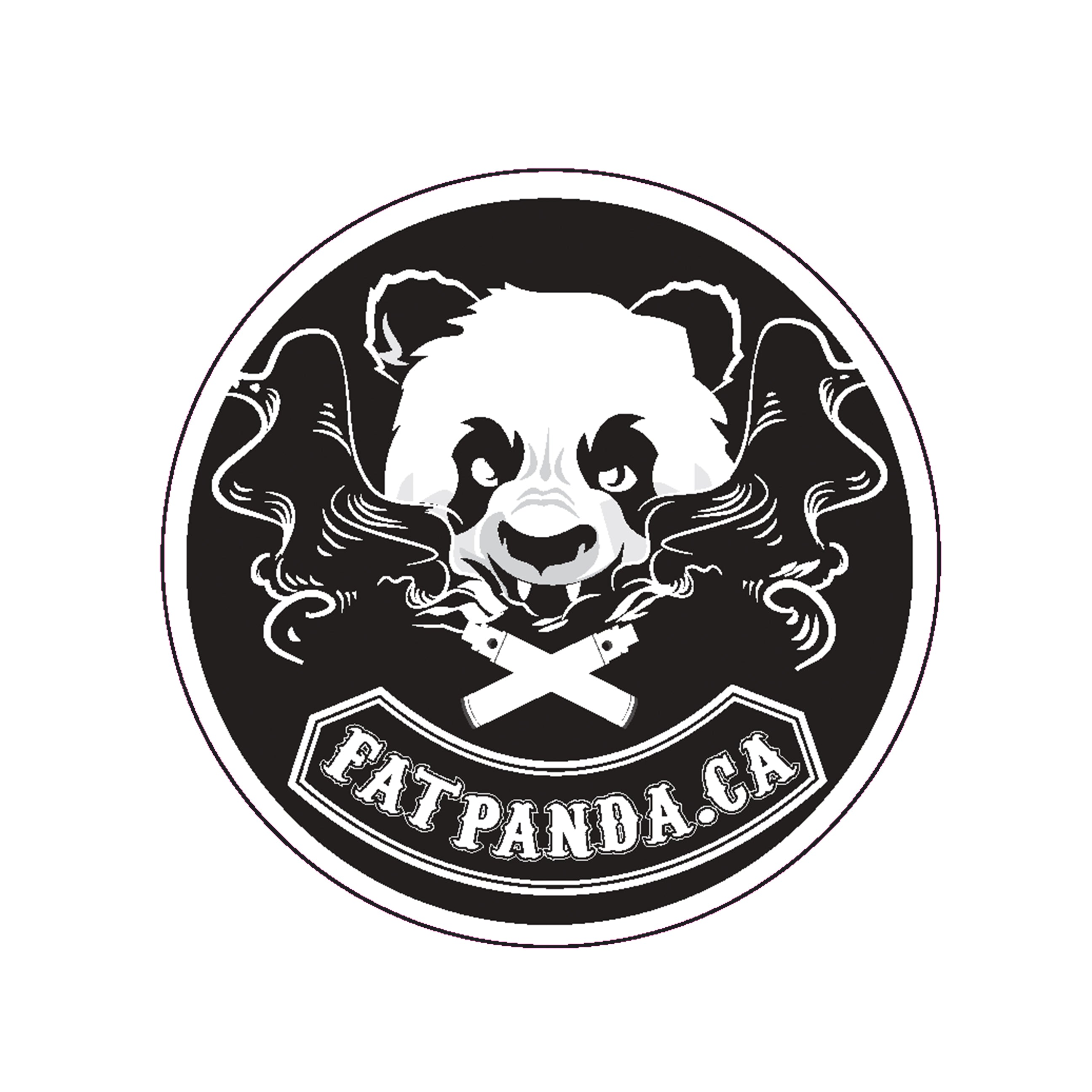 Bad Panda Sticker