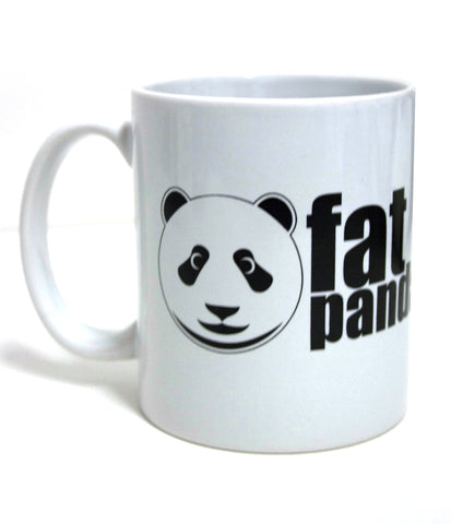 Fat Panda Coffee Cup