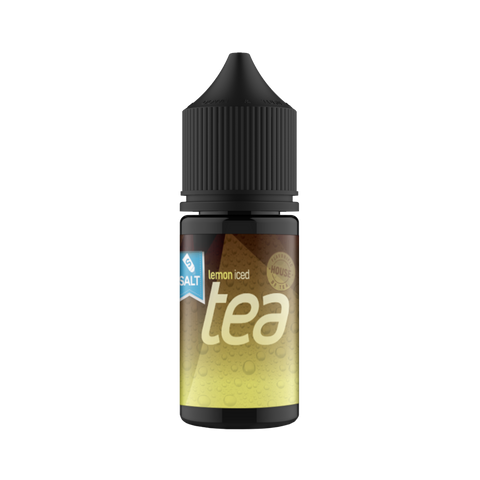 House of Tea Salt - Lemon Iced Tea 30ml