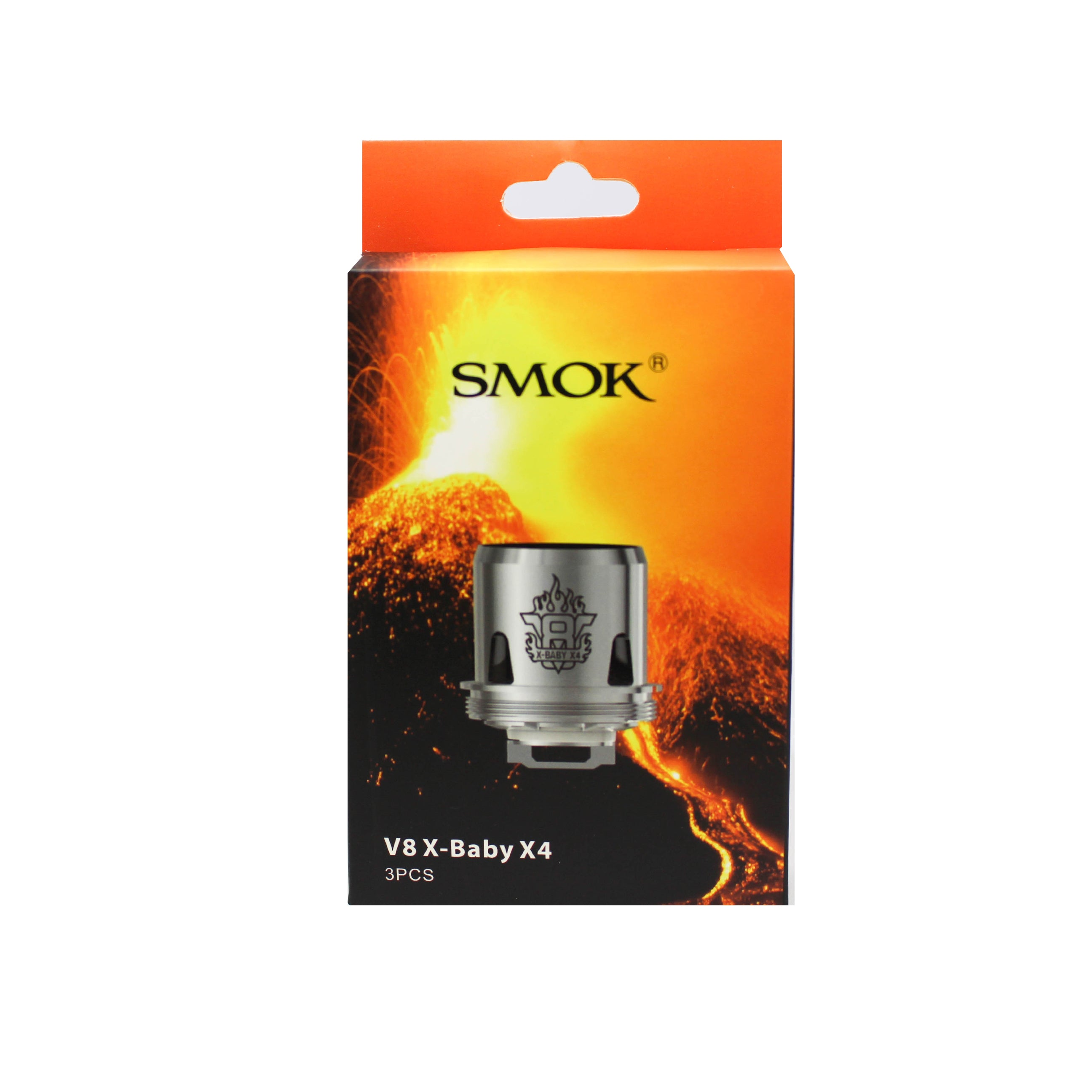SMOK TFV8 X-Baby X4 Coil 3 Pack