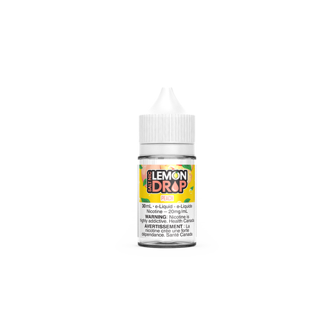 Lemon Drop Salt - Peach 30ml