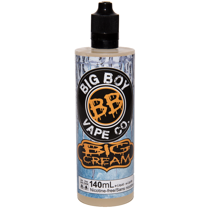 Big Cream Ice 140ml