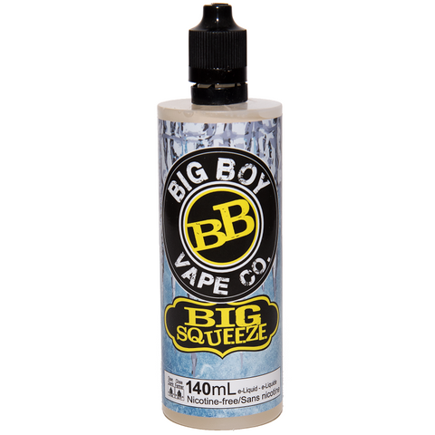 Big Squeeze Ice 140ml