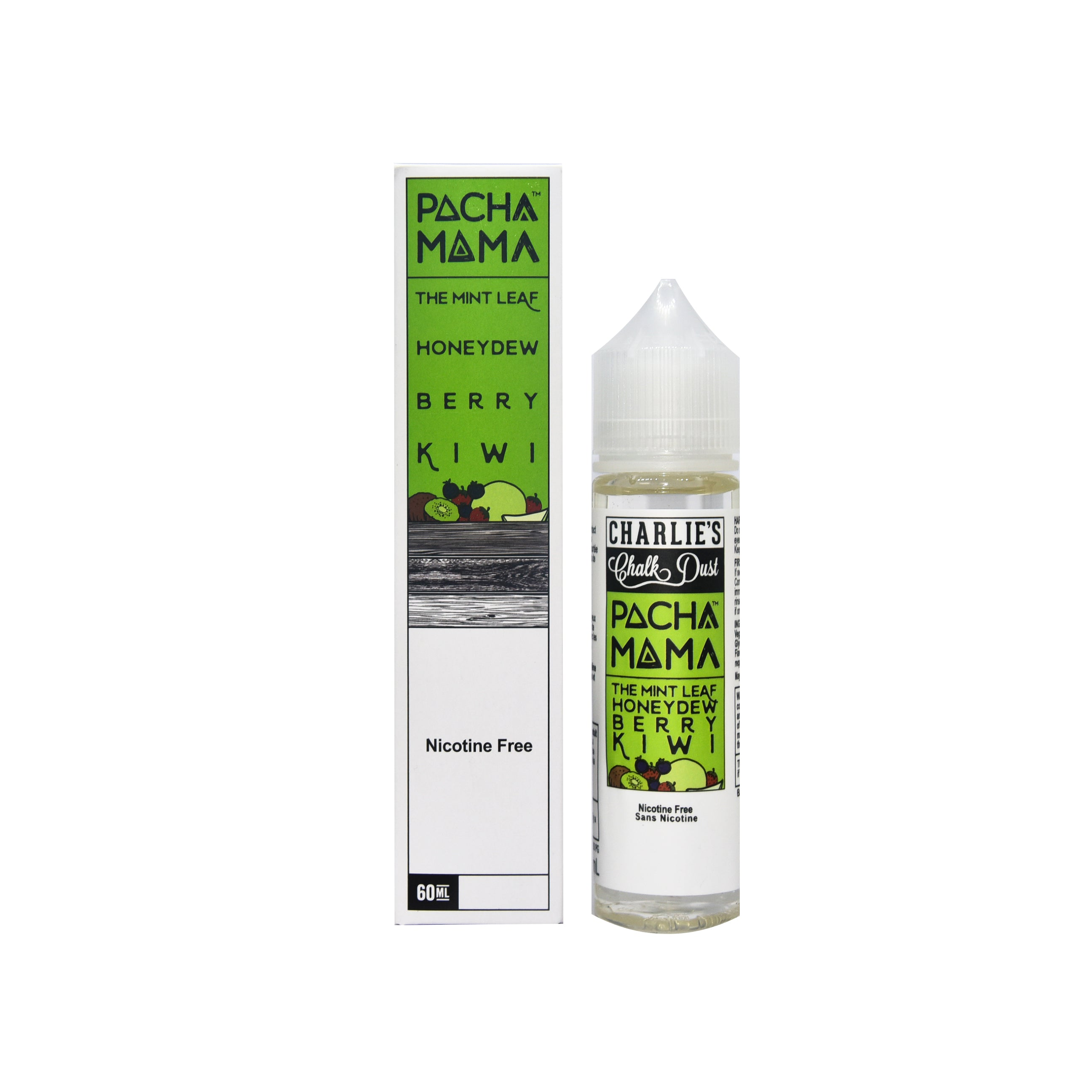 Pacha Mama Mint Honeydew Berry Kiwi 60ml
