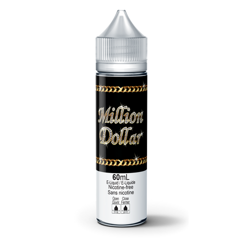 Million Dollar Custard 60ml