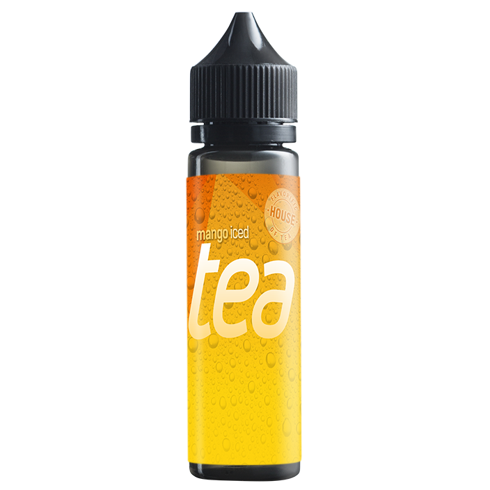 House of Tea - Mango Iced Tea 60ml