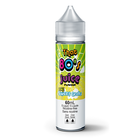 That 80's Juice - Sweet Geeks 60ml